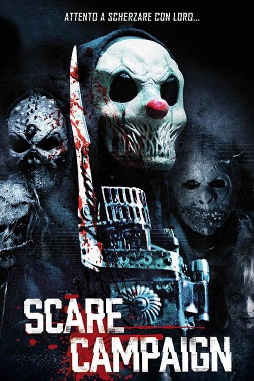 Mira La Película Scare Campaign En Buena Calidad Hd