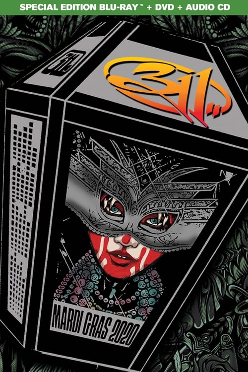 311 - Live from Mardi Gras