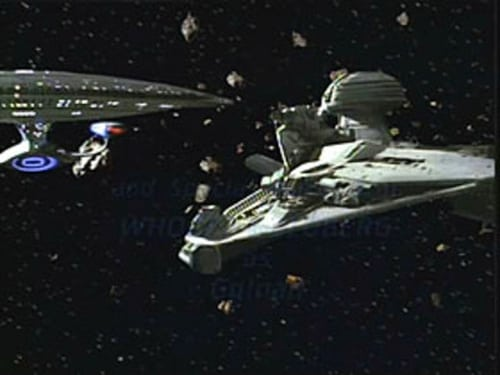 Star Trek: The Next Generation: Season 3 – Episod Booby Trap