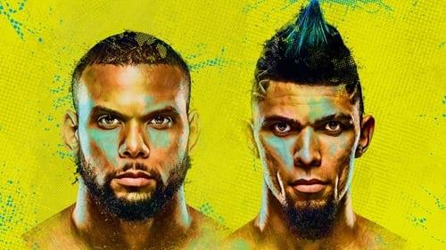 UFC Fight Night 193: Santos vs. Walker