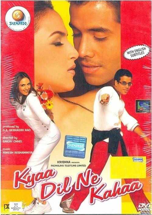 Kyaa Dil Ne Kahaa (2002)