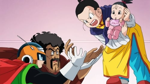 Dragon Ball Super: Season 1 – Episod Pan Is Born! And Goku Goes on a Training Journey?!