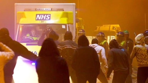 Casualty: Series 26 – Episode #HolbyRiot: Part One
