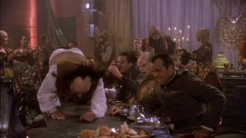 Babylon 5 1994 Youtube: Signs and Portents – Episode The Parliament of Dreams