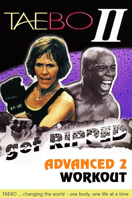 Assistir Filme TaeBo II: Get Ripped - Advanced 2 Workout Dublado Em Português