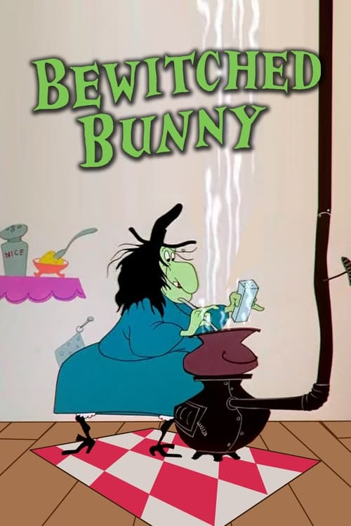 Bewitched Bunny (1954) Poster