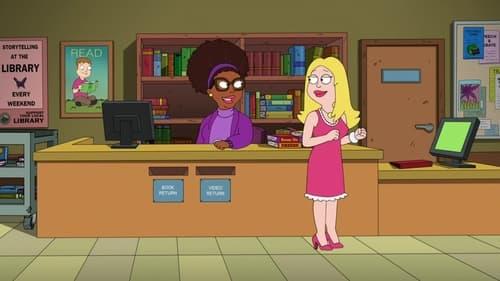 American Dad! - Season 18 - Episode 14: Flush After Reading