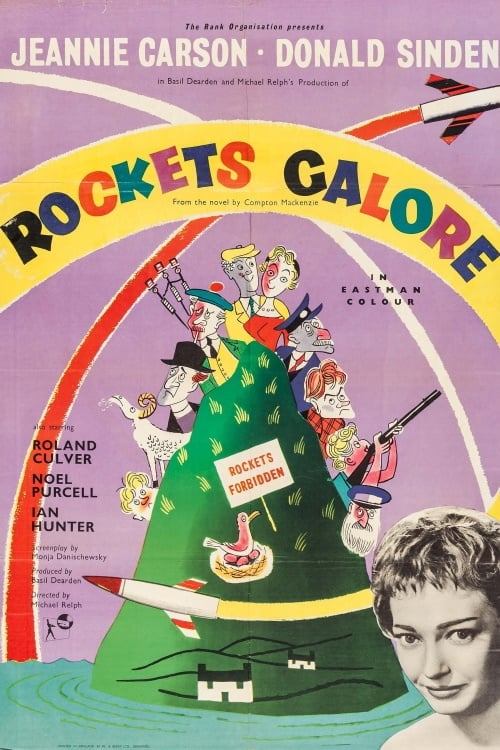 Download Rockets Galore (1958) Movie Free Online