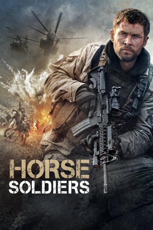 ★ Horse soldiers (2018) streaming vf