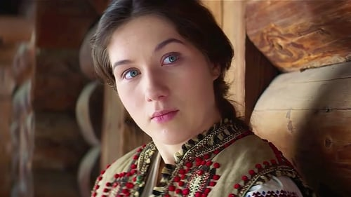 Hutsul girl Ksenia
