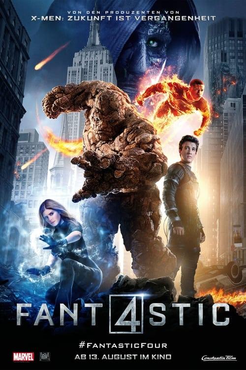 Fantastic Four - Action / 2015 / ab 12 Jahre