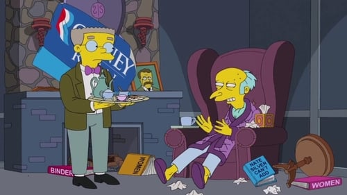 The Simpsons - Season 0: Specials - Episode 67: Fiscal Cliff