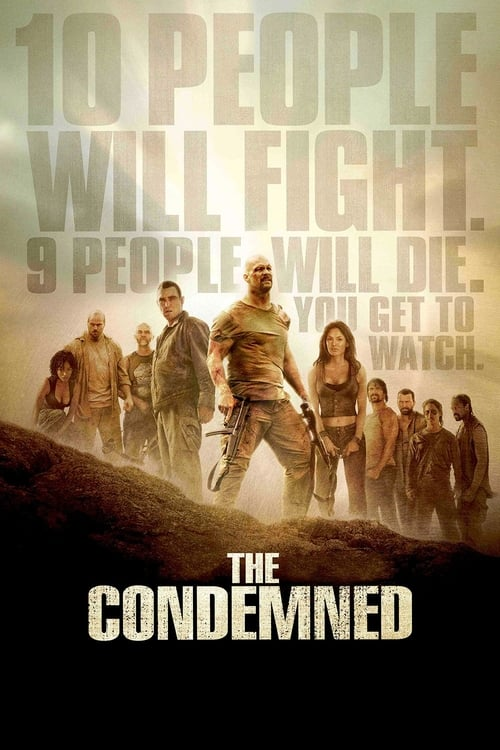 The Condemned - Poster