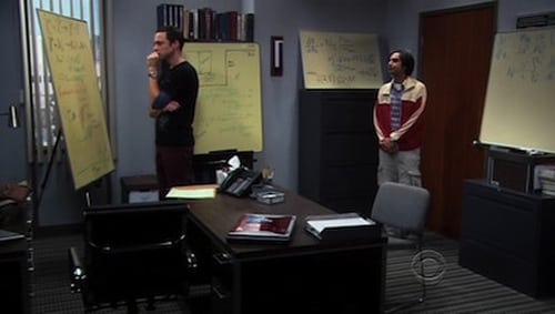 The Big Bang Theory - Season 3 - Episode 4: The Pirate Solution
