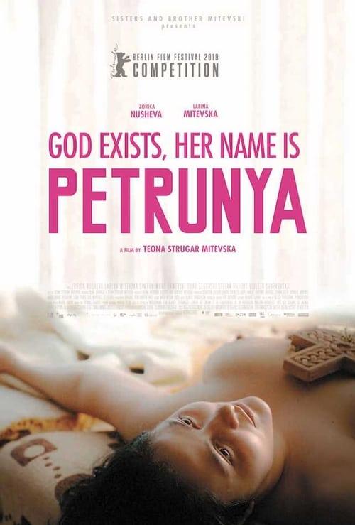 Voir ۩۩ God Exists, Her Name is Petrunija Film en Streaming Gratuit