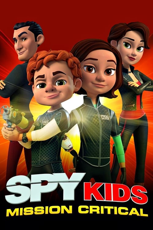 Banner of Spy Kids: Mission Critical
