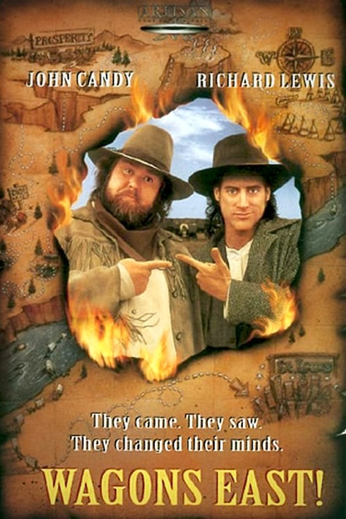 Wagons East! Streaming VF