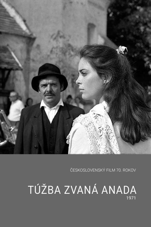 Película Touha zvaná Anada Gratis