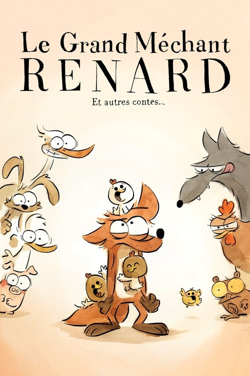 [1080p] Le Grand Méchant Renard et autres contes... (2017) streaming fr