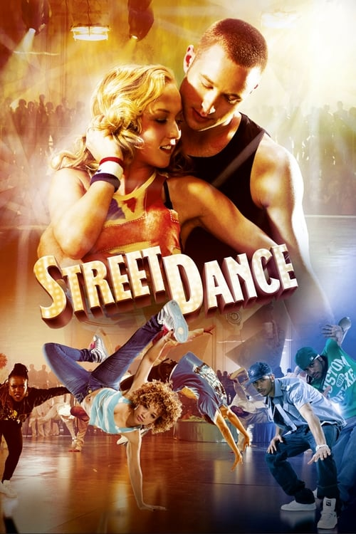 Poster for the movie, 'StreetDance 3D'