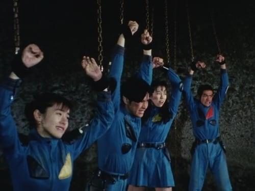 Super Sentai: Chouriki Sentai Ohranger – Épisode The Sentai's Public Execution!!