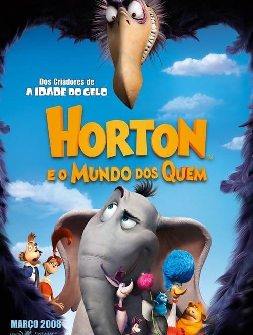 Assistir Horton e o Mundo dos Quem!