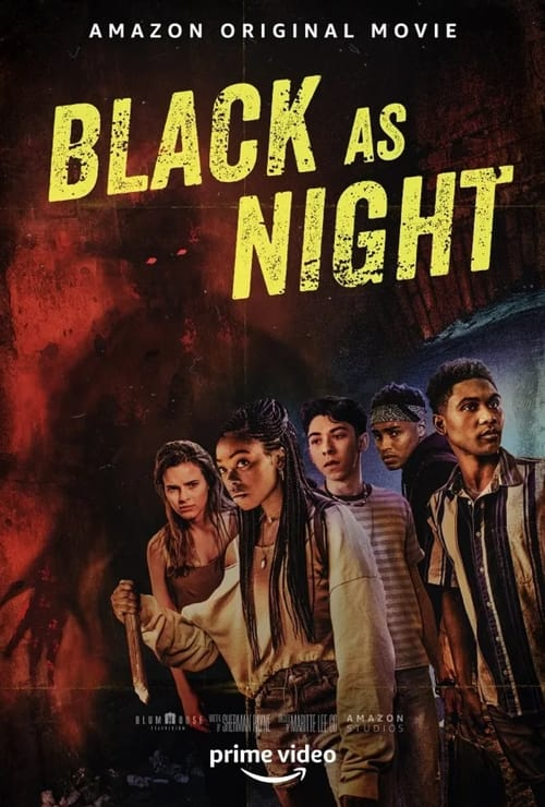 Watch Black as Night Online Revision3