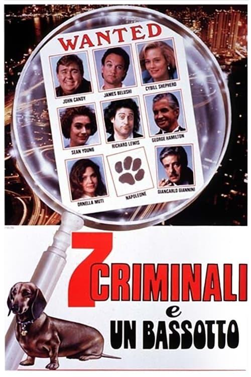 7 criminali e un bassotto (1992)