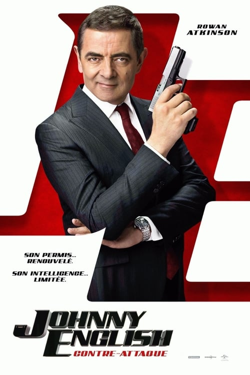 Regarder  ↑ Johnny English contre-attaque Film en Streaming VF