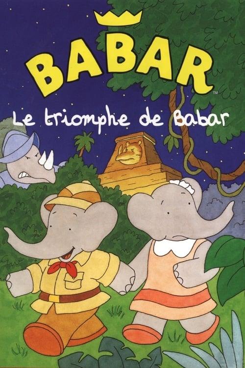 Visualiser Le triomphe de Babar (1989) streaming