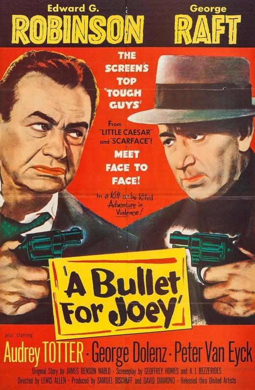 Παρακολουθήστε Ταινία A Bullet for Joey Με Ελληνικούς Υπότιτλους
