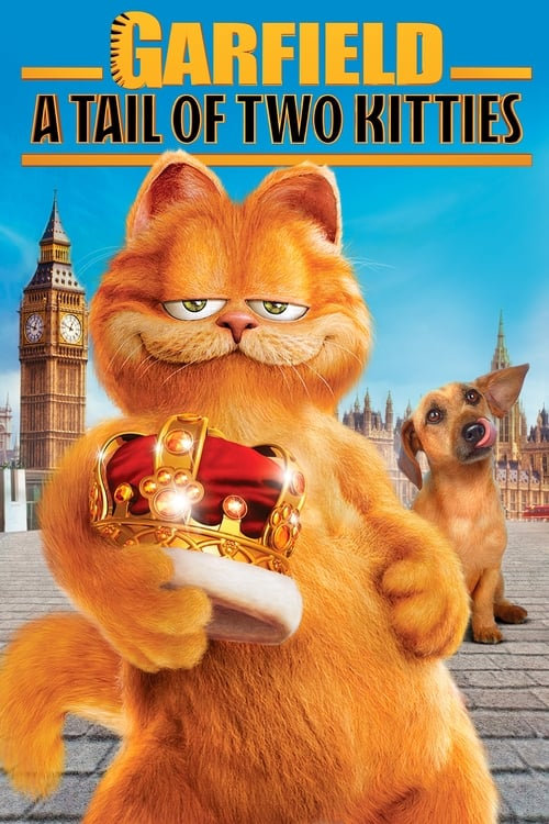 Garfield: A Tail of Two Kitties Affiche de film