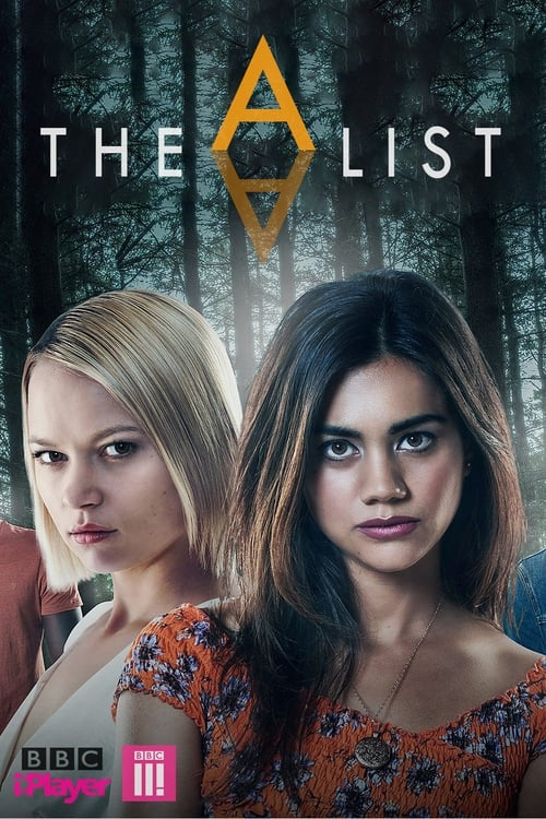 The A List poster