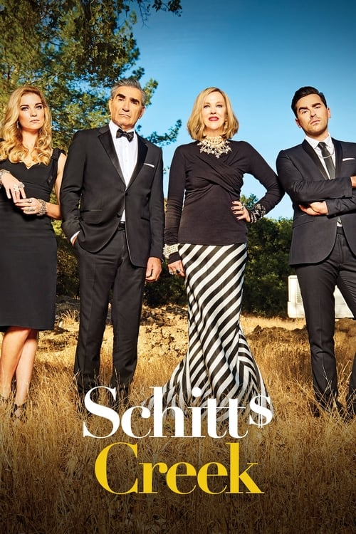 Largescale poster for Schitt's Creek