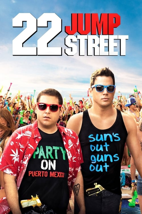 Largescale poster for 22 Jump Street