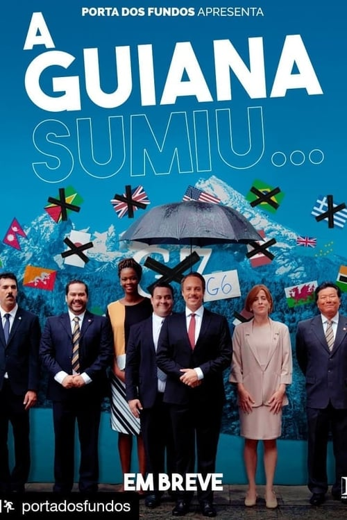 A Guiana Sumiu... (2019)
