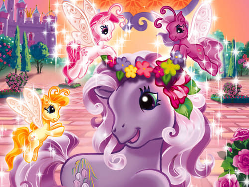 Assistir My Little Pony: The Princess Promenade Online