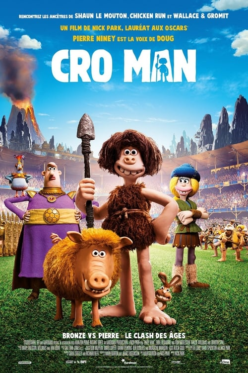 Voir ۩۩ Cro Man Film en Streaming HD
