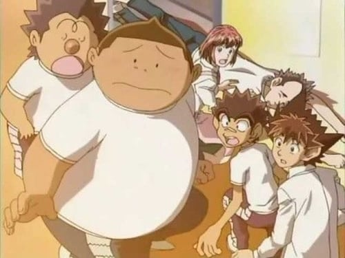 Watch Eyeshield 21 S1E14 Online