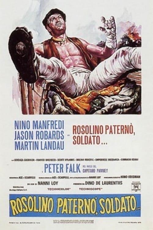 مشاهدة Rosolino Paternò, soldato... مع ترجمة