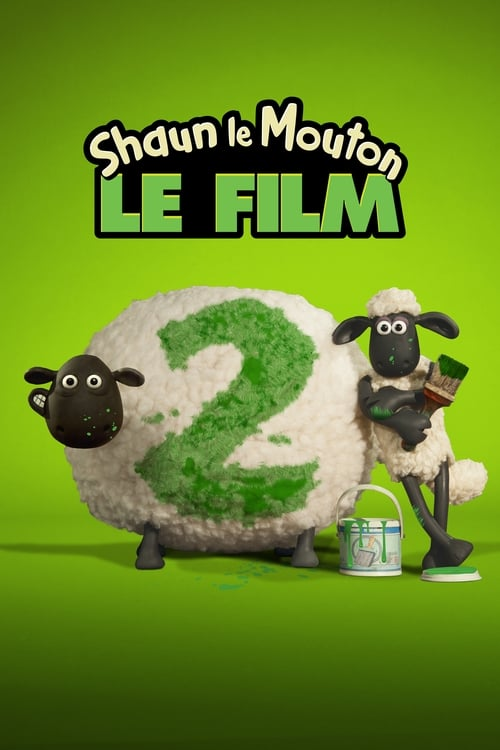 Regarder Shaun le mouton le film : la ferme contre-attaque Film en Streaming Gratuit