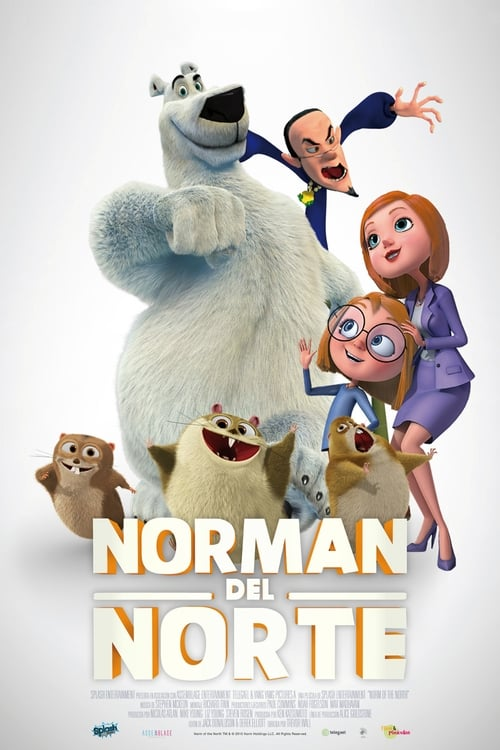 Norm of the North Peliculas gratis