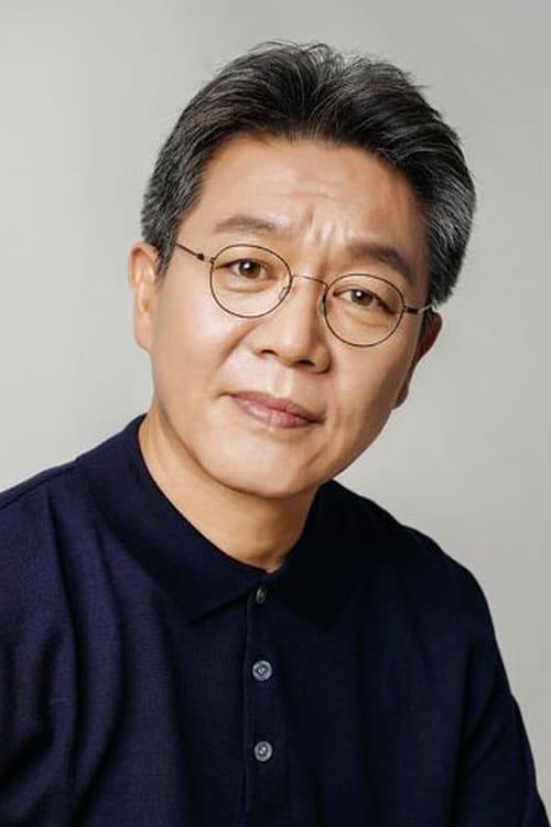 Kép: Kim Seung-wook színész profilképe