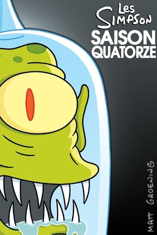 Les Simpson: Saison 14