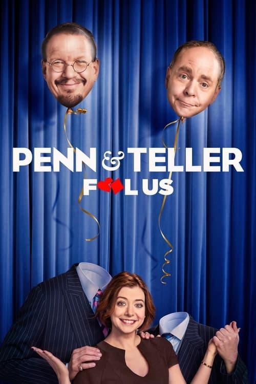 Subtitles Penn & Teller: Fool Us (2011) in English Free Download | 720p BrRip x264