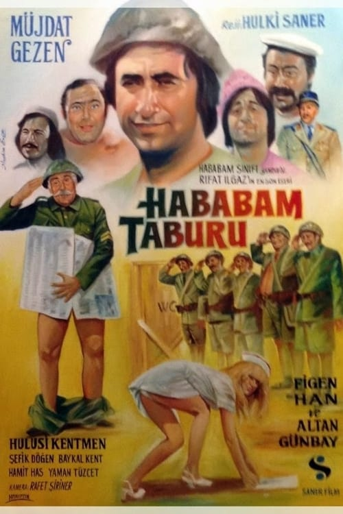 Filme Hababam Taburu Completo