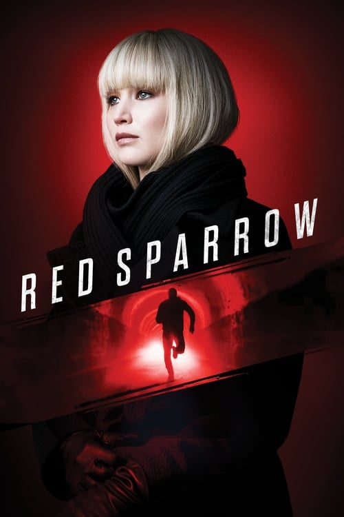 The poster of Red Sparrow