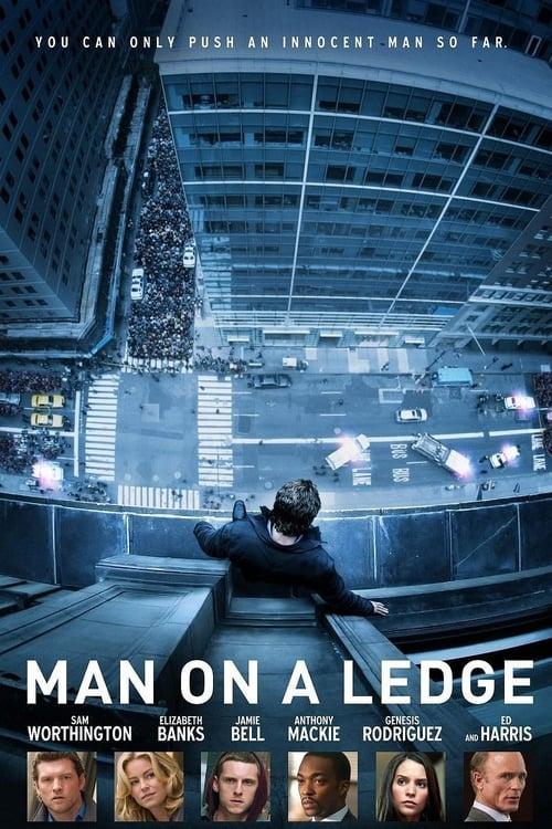 Man on a Ledge - Poster