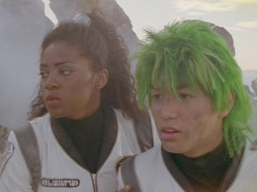 Power Rangers 2001 Full Tv Series: Time Force – Episode Force from the Future (2)