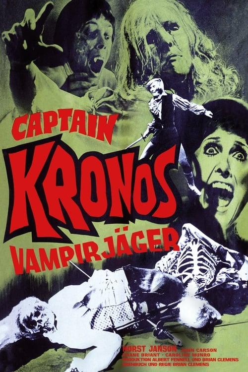 Captain Kronos - Vampirjäger Vidéo Plein Écran Doublé Gratuit en Ligne FULL HD 1080